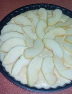 Tarta manzana 6