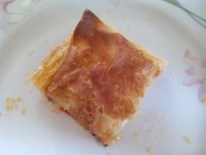 Hojaldre tres quesos 5