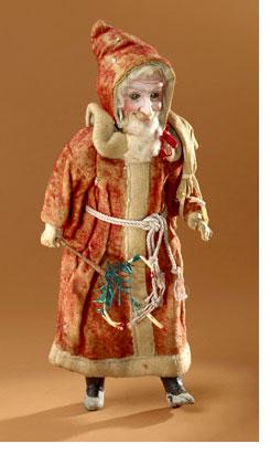 Victorian Santa