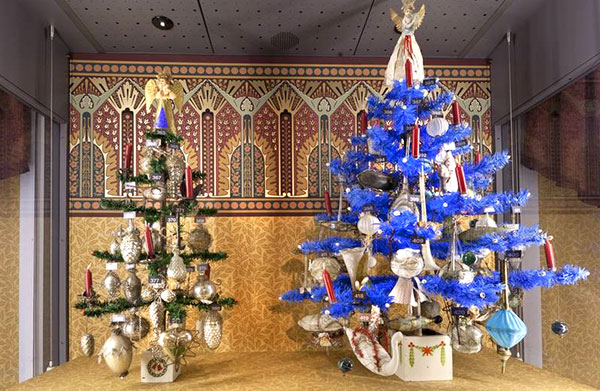 Victorian Christmas Trees