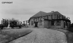Motcombe, War Memorial and Village Hall c1935