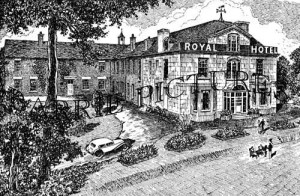 Shaftesbury, The Royal Hotel