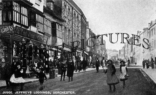 Dorchester, c1900