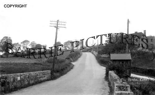 Cann, The Bridge c1935