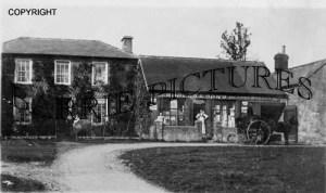 Semley, Village Stores c1900