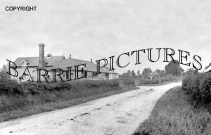 Motcombe, Village c1920