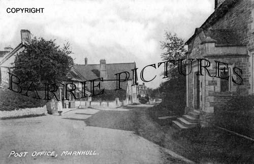 Marnhull, Post Office c1905