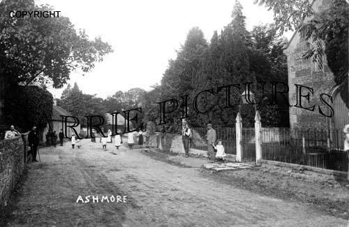 Ashmore, Village c1900