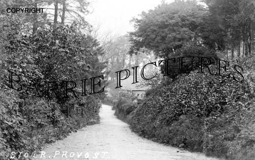 Stour Provost, Village c1900