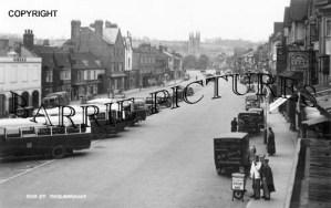 Marlborough, High Street c1945