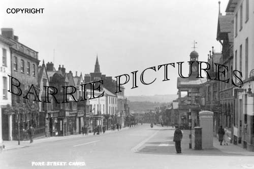 Chard, Fore Street c1945