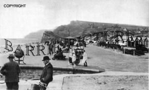 West Bay, Parade c1930