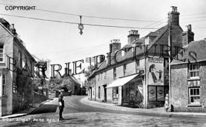Bere Regis, West Street c1950
