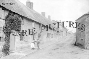 Maiden Newton, Village c1890