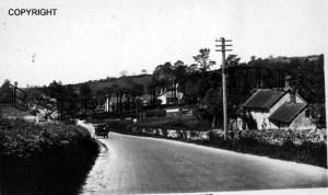 Bourton, Village c1930