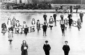 Ashmore, Village Pond 1907