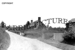 Motcombe, Village c1904