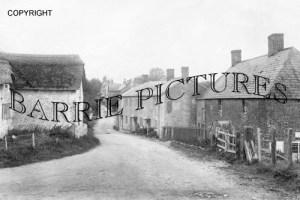 Maiden Newton, Village c1900