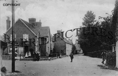 Shroton, Village Stores c1900