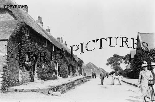 Abbotsbury, Rodden Row c1910