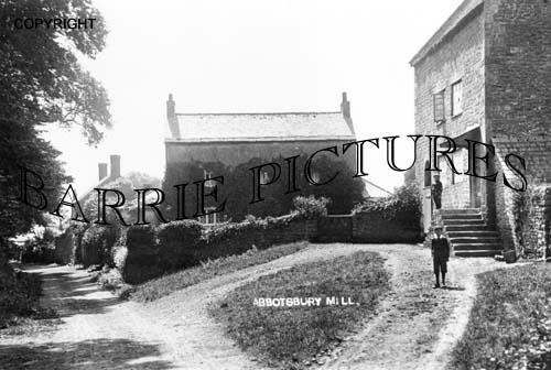 Abbotsbury, The Mill c1900