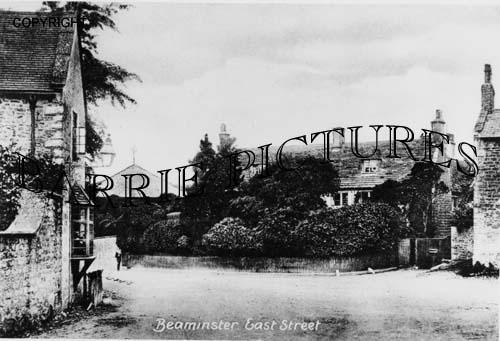 Beaminster, East Street c1890