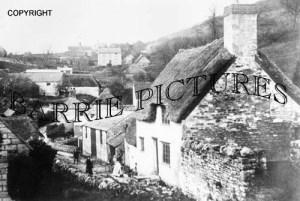 Bincombe, Village c1890