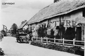 Bingham's Melcombe, Village c1940
