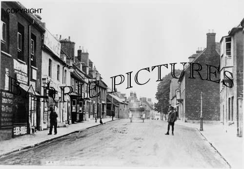 Blandford, c1920