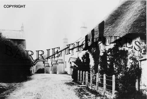Bockhampton, Village c1900