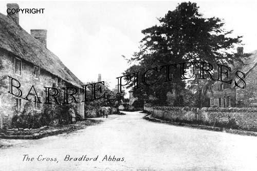 Bradford Abbas, The Cross c1910