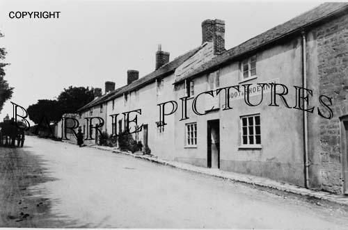 Bridport, The Boot and Shoe Inn c1910