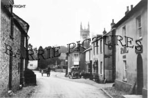 Cattistock, Village c1920