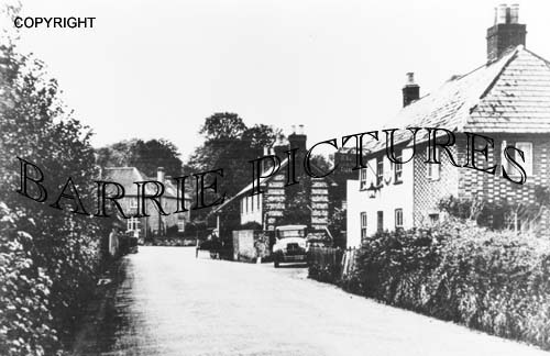 Charlton Marshall, The Village c1920