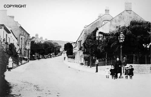 Charmouth, Village c1900