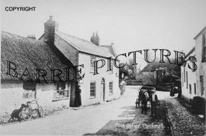Chickerell, The Post Office c1900