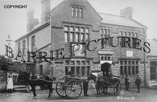 Chideock, Castle Inn c1910
