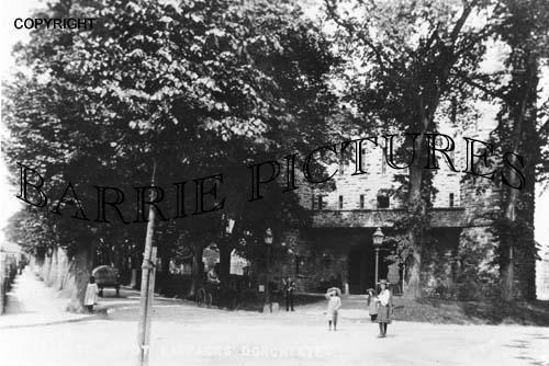 Dorchester, Barracks c1910