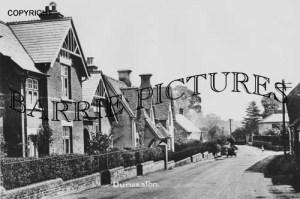 Durweston, Villate c1910