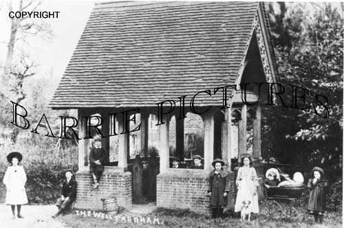Farnham, The Well c1910