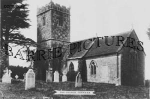 Farnham, The Church c1910
