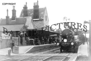 Gillingham, Station c1920