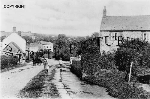 Litton Cheney, Village c1900