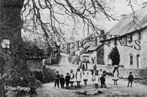 Litton Cheney, Village c1905