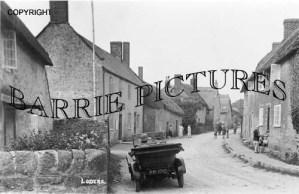 Loders, Village c1930