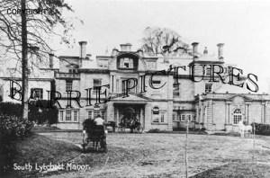 Lytchett Minster, The Manor c1910