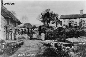 Martinstown, Village c1900