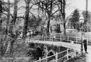 Netherbury, The Bridge c1910