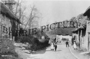 Osmington, Village c1910