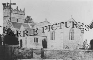 Puddletown, Church c1910